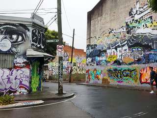Sydney Street Art: My Newtown Tour