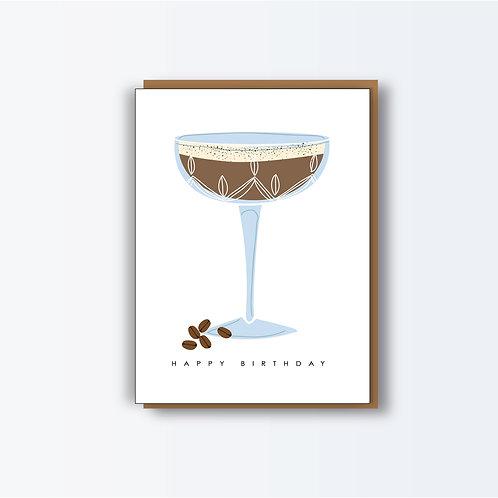 Espresso Bday
