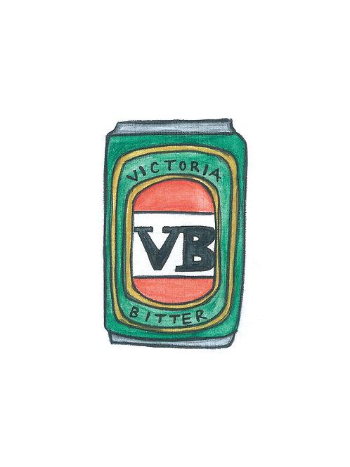 VB Tinnie Print