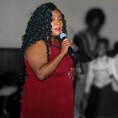Stephanie Eure Public Speaker Event Emcee MC
