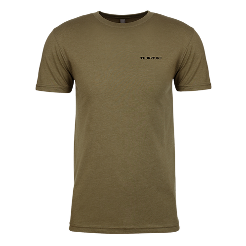 Essential T-shirt Army Green