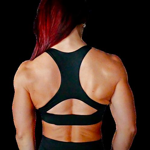 Thunder bra black