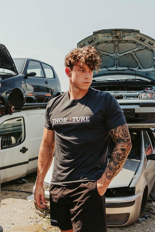 Thunder T-shirt grey