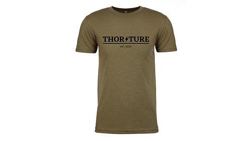 Thunder T-shirt army green
