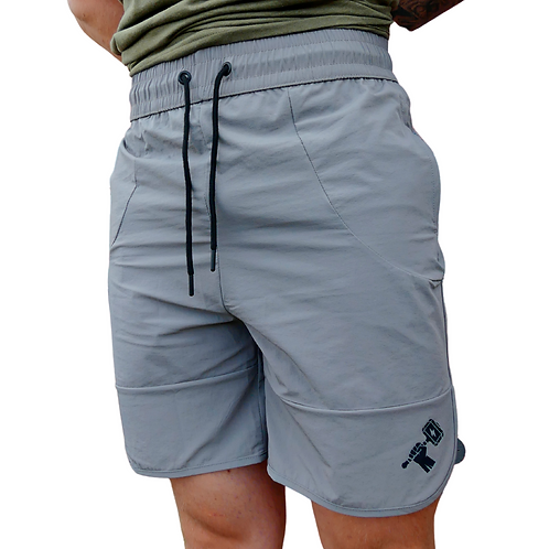 Thunder shorts grey
