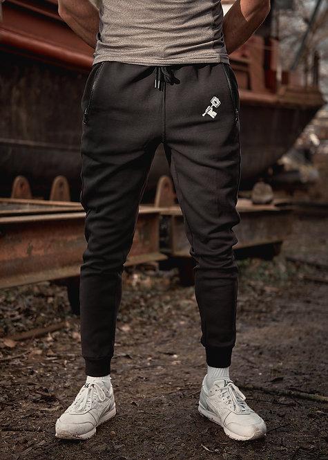 Basic jogger black