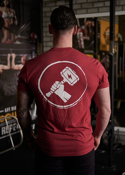 Essential T-shirt red
