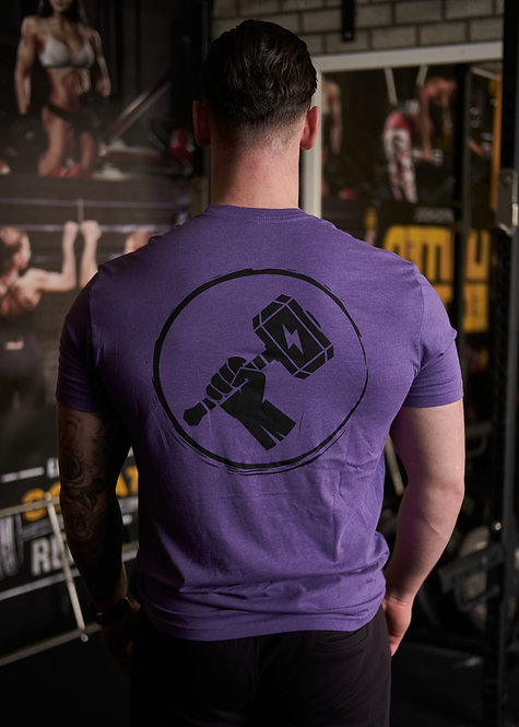 Essential T-shirt purple