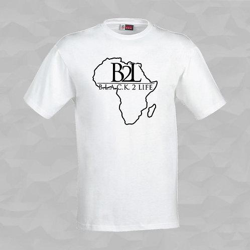 Short Sleeve B2L T-Shirt - Africa