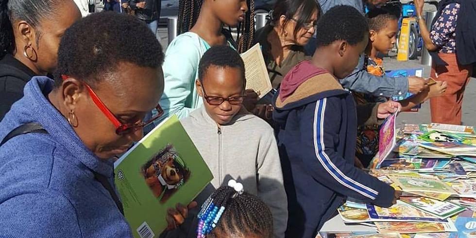 Black 2 Life & Golden Spoon Book Giveaway