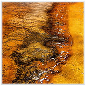 Photo de Yellowstone, art graphique