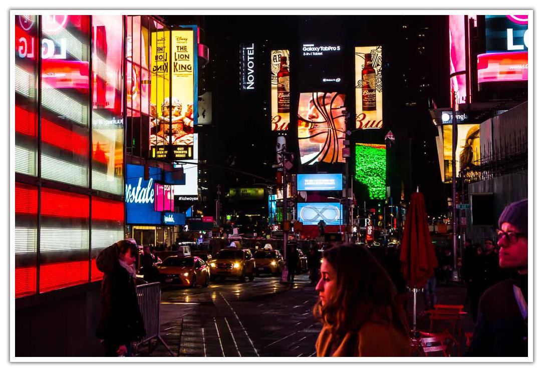 Portfolio Time Square