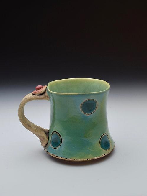 Whimsy Blue Heaven Mug
