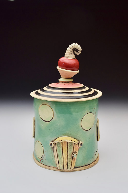 Whimsy House Container