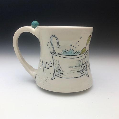 Phish Bathtub Gin Mug