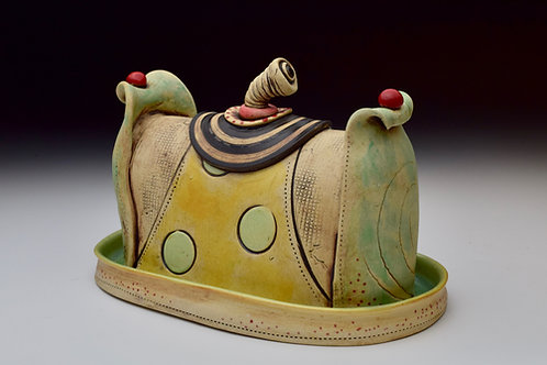 Whimsy Butter Dish