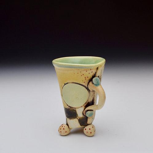 Patchwork Espresso Cup
