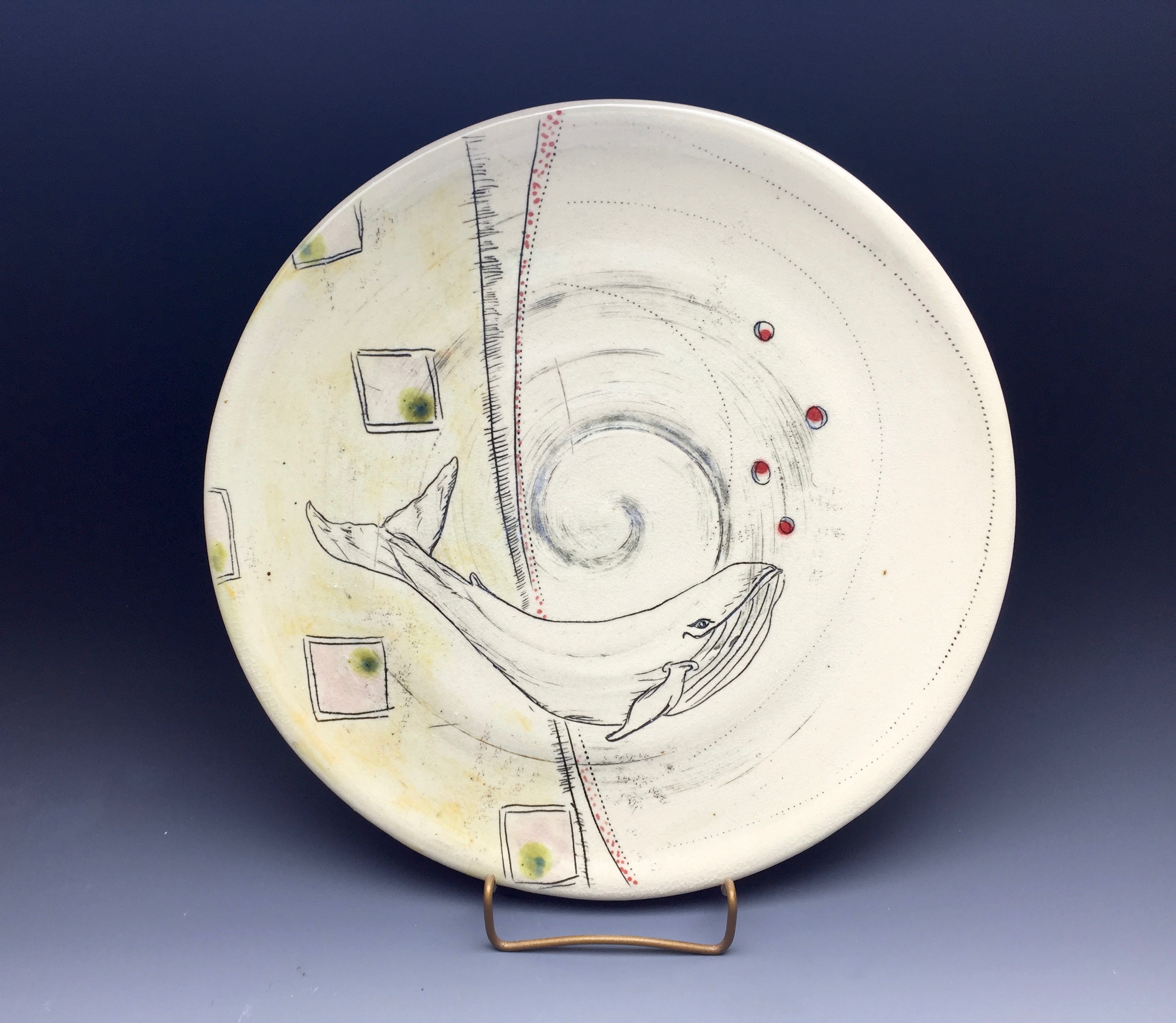 Whale Plate
