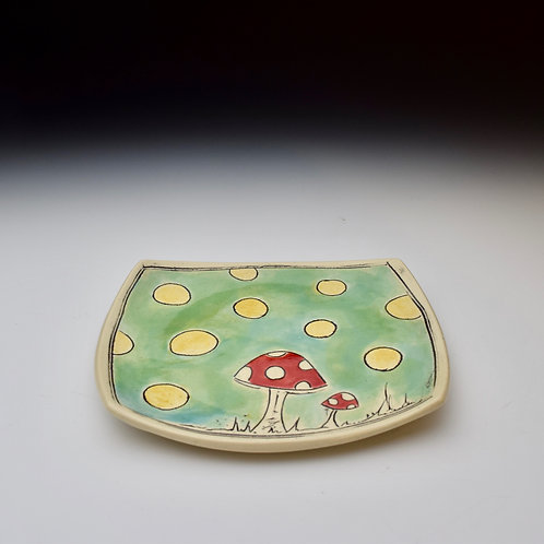 Lil' Mushrooms Snack Plate