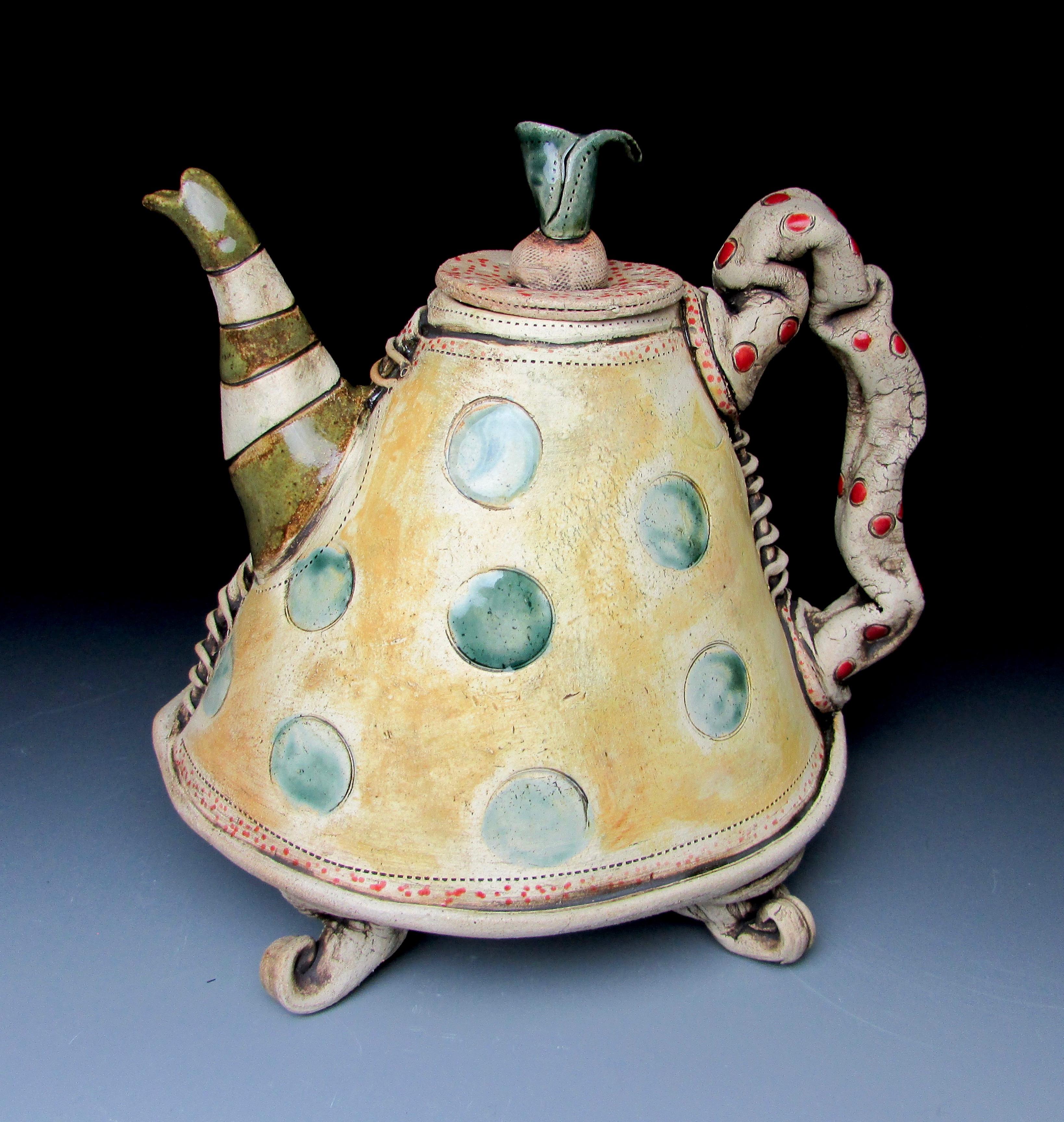 Funky Teapot