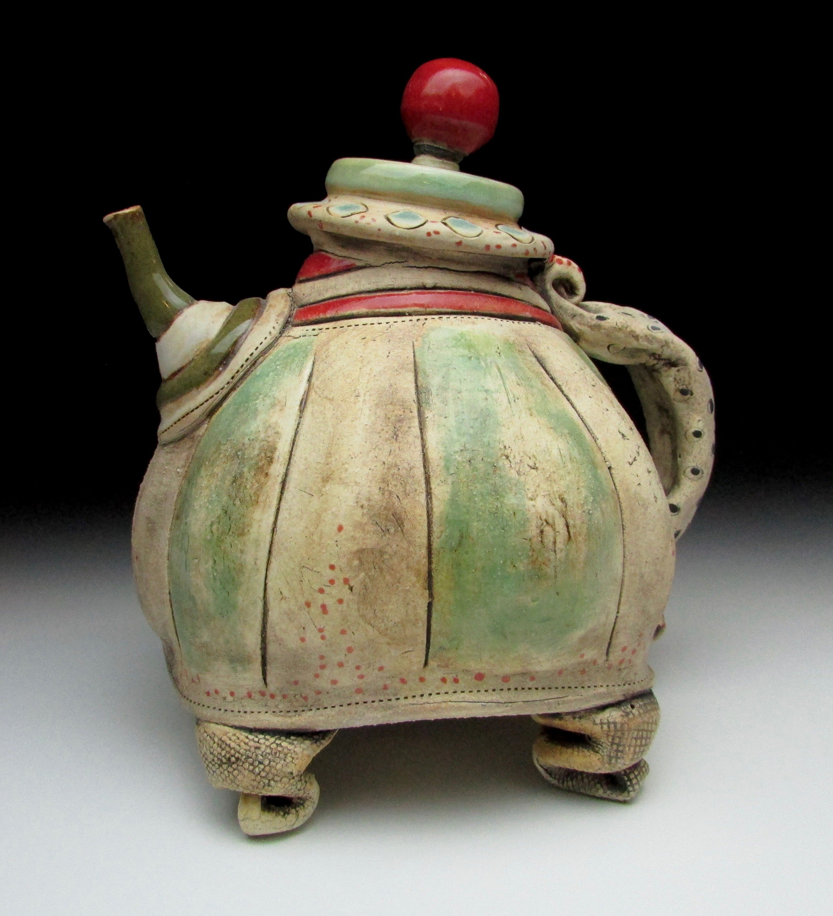 Whimsy Teapot