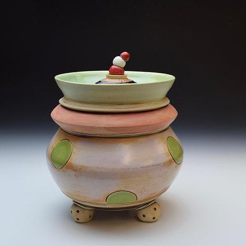 Kooky Cookie Jar