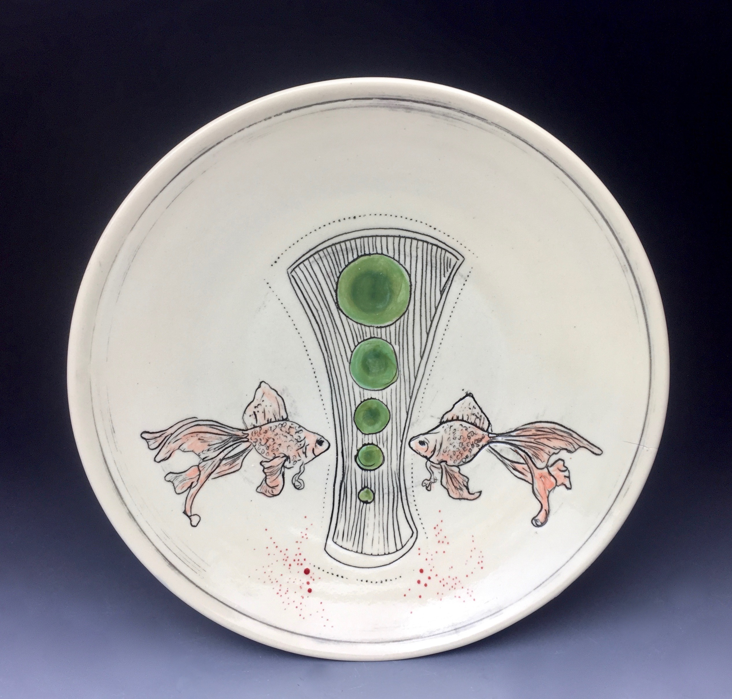 Goldfish Plate