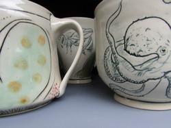 Cluster of Mugs