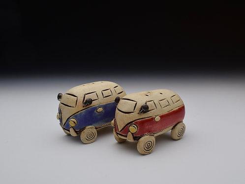 Volkswagen Bus Salt n' Pepper Set