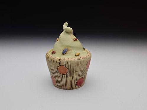 Simply Sweet Cupcake Jar