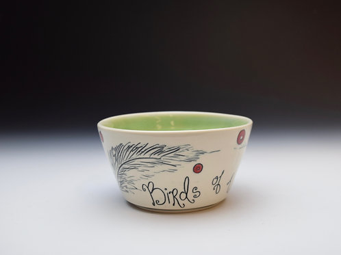 Birds of a Feather Bowl