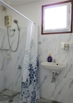 Small Cottage Shower