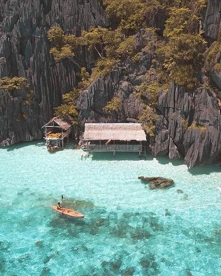Palawan Beach Shanty