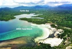 Turtle Bay & White Sand Beach