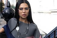Unique Woman Glasses