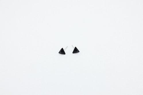 3D Black Triangle