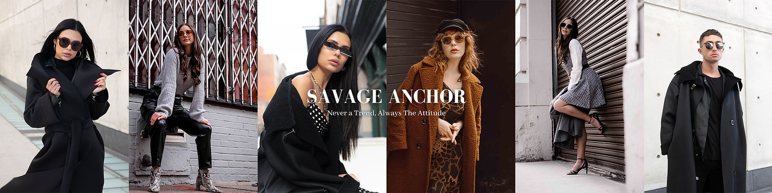 Savage Anchor Sunglasses