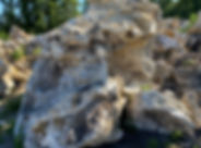 Landscape rock for sale by Pinnacle Site Solutions