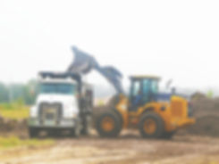 Pinnacle Site Solutions clearing land at the new Markets West in Gainesville, Florida