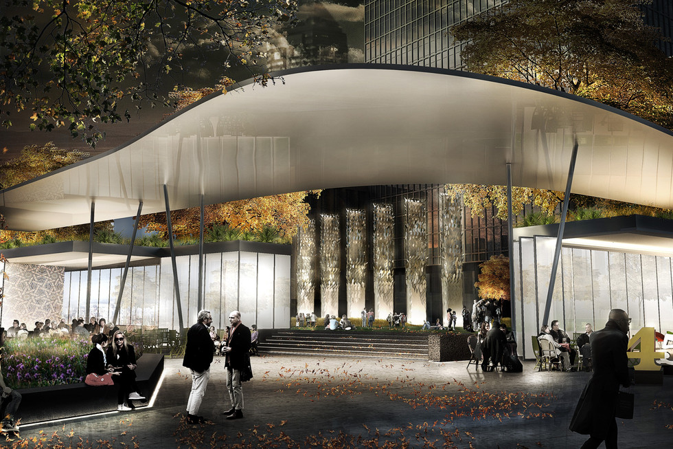 CCB Plaza Competition