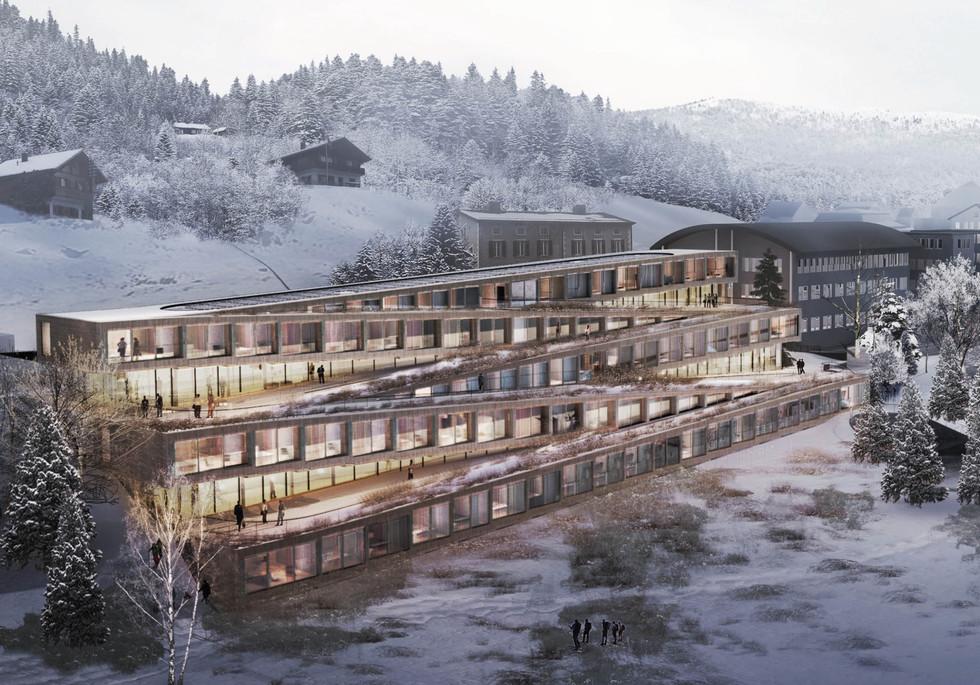 Audemar Piguet Hotel Des Hologres