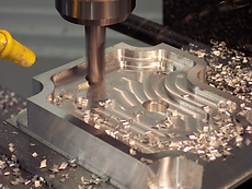 CNC Freze Kontrolü CN Milling Control