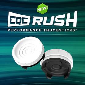 CQC Rush Perfomance Thumbsticks by KontrolFreek