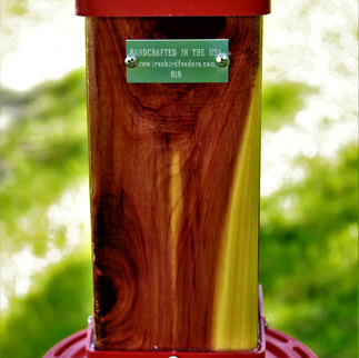 Red Cedar  Feeder $49.69