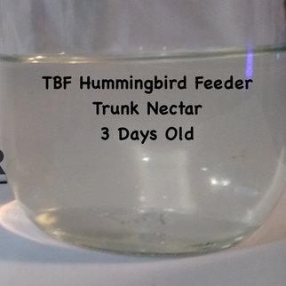 TBF Hummingbird Feeder