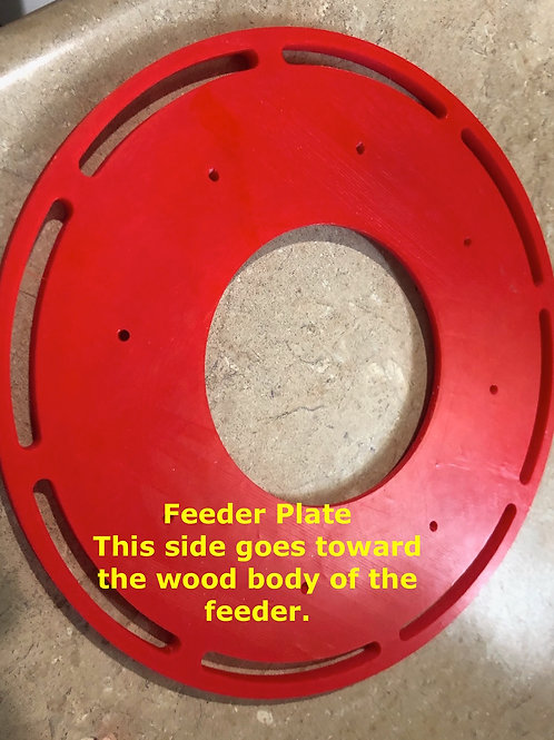 Feeder Plate Replacement