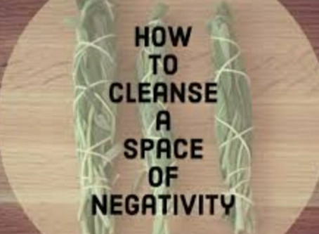 Negative Space Cleansing