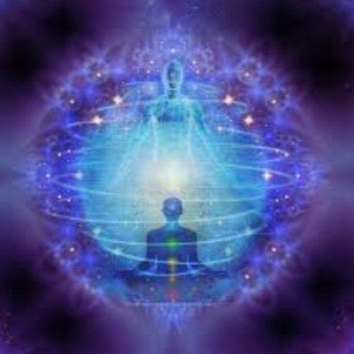 Meet Your Higher Self Visualisation