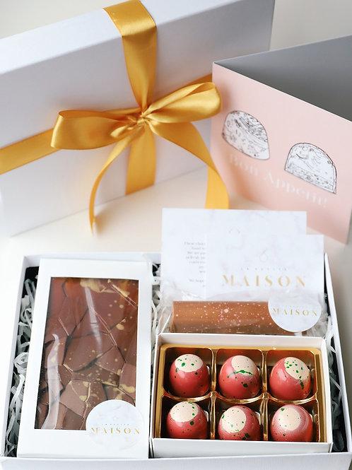 Vegan Chocolate Gift Box