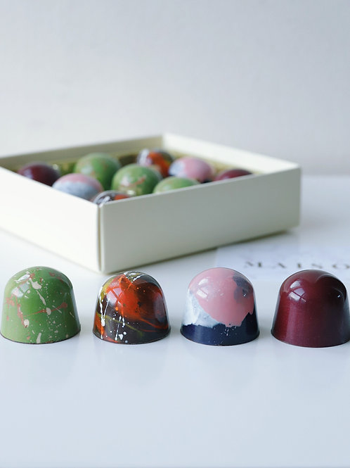 October Chocolate Selection Box